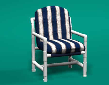 Classic H Pvc Furniture, Pvc Patio Furniture
