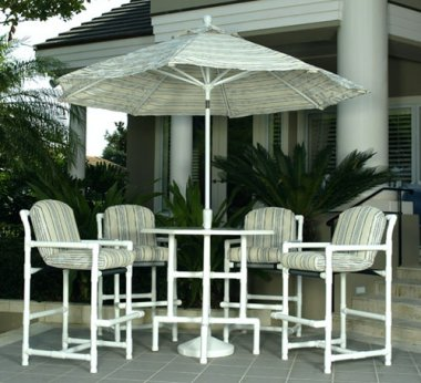 PVC Patio Furniture And Outdoor Deck Furniture | Patio PVC Shoppe